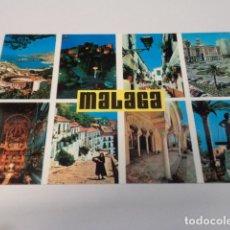 Postales: MÁLAGA - POSTAL MÁLAGA - COSTA DEL SOL. Lote 172237427