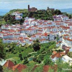 Postales: CASARES. MALAGA. HERMOSA VISTA DESDE EL MIRADOR. MONTERO CIRCULADA. VER REVERSO. Lote 172240100