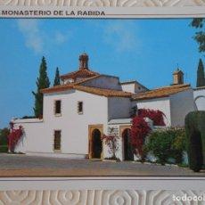 Postales: MONASTERIO DE LA RABIDA. HUELVA. POSTAL SIN ESCRIBIR.. Lote 172330992