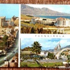Postales: FUENGIROLA - MALAGA. Lote 172379474