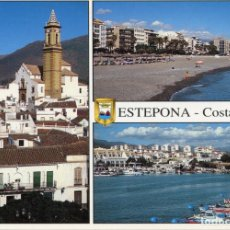Postales: ESTEPONA. MALAGA. CIRCULADA . DOMINGUEZ VER REVERSO. Lote 172379559