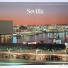 Postales: EXPO SEVILLA 1992 FOTO JULIAN GUISADO SIN CIRCULAR. Lote 172554325