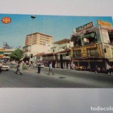 Postales: MÁLAGA - POSTAL TORREMOLINOS - PLAZA DE LA COSTA DEL SOL. Lote 172772850