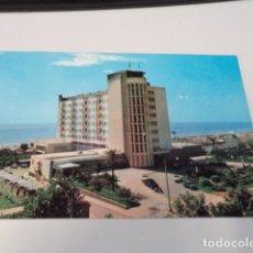 Postales: MÁLAGA - POSTAL TORREMOLINOS - HOTEL PEZ ESPADA. Lote 172775559