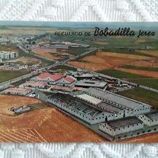 Postales: POSTAL BODEGAS BOBADILLA. Lote 172791470