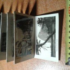 Postales: LIBRO DE POSTALES ACORDEÓN GIBRALTAR. Lote 172797580