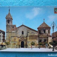 Postales: LUCENA. CÓRDOBA. PARROQUIA DE SAN MATEO.. Lote 172836668