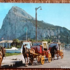 Postales: LA LINEA - CADIZ - PEÑON DE GIBRALTAR. Lote 172899034