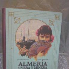 Postales: POSTALES ALMERÍA UVERA-MINERA ALBUM COMPLETO. Lote 174177903