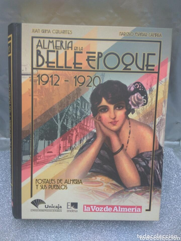 ALMERÍA ALBUM POSTALES LA BELLE EPOQUE , COMPLETO 152 POSTALES (Postales - España - Andalucia Moderna (desde 1.940))