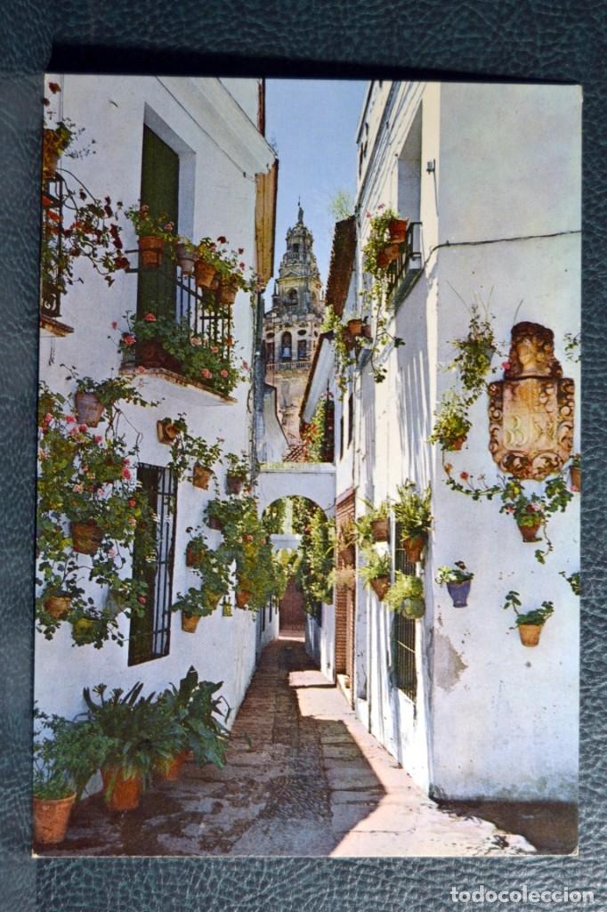 CALLEJA DE LAS FLORES - CÓRDOBA - 1437 (Postales - España - Andalucia Moderna (desde 1.940))