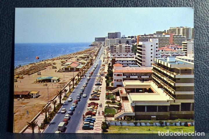 PLAYA DEL BAJONDILLO - TORREMOLINOS - 15 - EDICIONES FOTO ANTONIO (Postales - España - Andalucia Moderna (desde 1.940))