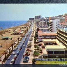 Postales: PLAYA DEL BAJONDILLO - TORREMOLINOS - 15 - EDICIONES FOTO ANTONIO. Lote 174329227