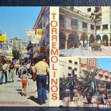 Postales: COSTA DEL SOL - TORREMOLINOS - Nº 40 - MÁLAGA. Lote 174330077