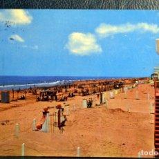Postales: PLAYA DE LAS ANTILLAS - LEPE - HUELVA - 8626. Lote 174513419