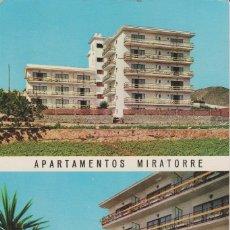 Postales: (20372) TORREMOLINOS. APARTAMENTOS MIRATORRE. Lote 174977833