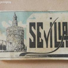 Postales: ANTIGUO LIBRITO DE 18 POSTALES. SEVILLA. ROISIN. POSTAL.. Lote 175416319