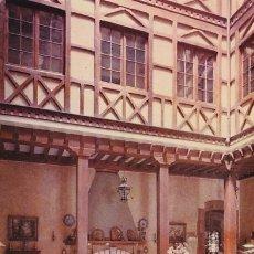 Postales: MURCIA HALL DEL HOTEL VICTORIA ED. ARRIBAS AÑOS 50. Lote 205579981