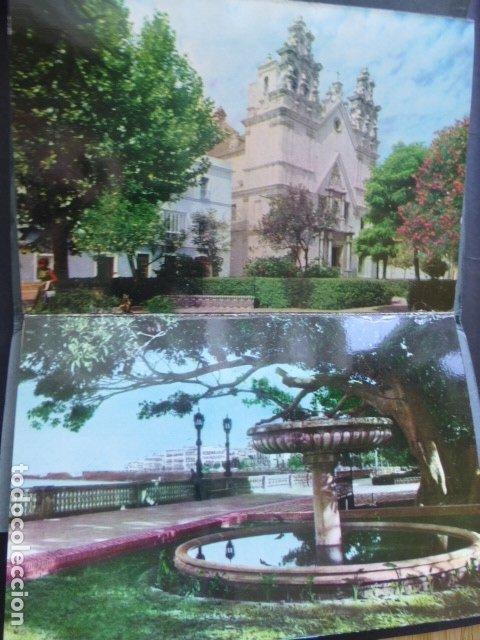 Postales: CADIZ 10 POSTALES EN COLOR 1962 - Foto 3 - 175796809