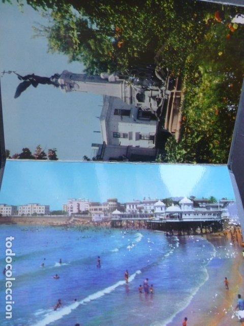 Postales: CADIZ 10 POSTALES EN COLOR 1962 - Foto 4 - 175796809
