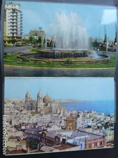 Postales: CADIZ 10 POSTALES EN COLOR 1962 - Foto 5 - 175796809