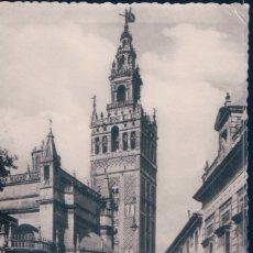 Postales: POSTAL SEVILLA - CATEDRAL Y GIRALDA - 2. Lote 175918525