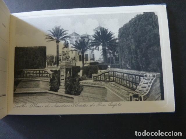 Postales: SEVILLA EXPOSICION IBERO AMERICANA CUADERNO 20 POSTALES COMPLETO - Foto 2 - 175969819