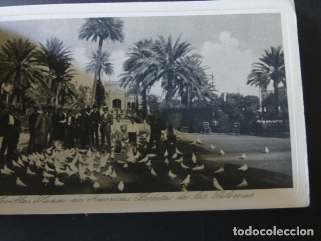 Postales: SEVILLA EXPOSICION IBERO AMERICANA CUADERNO 20 POSTALES COMPLETO - Foto 3 - 175969819