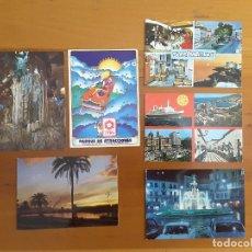 Postales: LOTE POSTALES PROVINCIA DE MÁLAGA. Lote 175998080