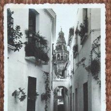 Postales: CORDOBA - CALLEJA DE LAS FLORES. Lote 176065449