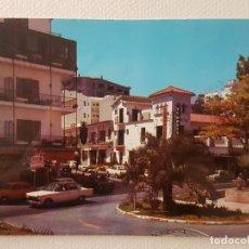 Postales: TORREMOLINOS MALAGA PLAZA COSTA DEL SOL POSTAL. Lote 176099014