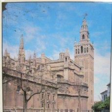Postales: RECUERDO DE SEVILLA - 12 VISTAS ESENCIALES. Lote 176389567