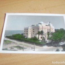 Postales: CADIZ -- HOTEL ATLANTICO. Lote 176904584