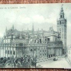 Postales: SEVILLA - CATEDRAL. Lote 176967743
