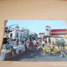 Postales: TORREMOLINOS ( MALAGA ) CALLE DE LA NOGALERA. Lote 177083860