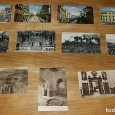 Postales: POSTALES ANTIGUAS DE GRANADA. Lote 177272393