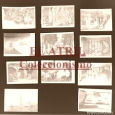Postales: CORDOBA - 11 CLICHES ORIGINALES - NEGATIVOS EN CELULOIDE - EDICIONES ARRIBAS. Lote 177372417