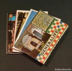 Postales: LOTE 44 POSTALES DISTINTAS ANDALUCIA CORDOBA SEVILLA Y GRANADA. Lote 177629702