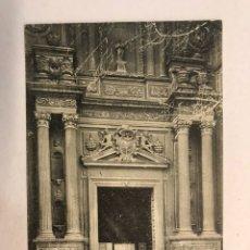 Postales: ALMERÍA. POSTAL PORTADA DE LA CATEDRAL. EDITA: FOTOTIPIA THOMAS (H.1910?) SIN CIRCULAR. Lote 177657189