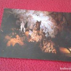 Postales: POSTAL POST CARD CARTE POSTALE CUEVA DE NERJA MÁLAGA SALA DE LOS FANTASMAS PHANTOMS´ HALL VER FOTOS. Lote 177668917