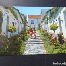 Postales: ALGECIRAS CADIZ CALLE TIPICA ROCHA. Lote 177685342