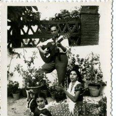 Postales: GRANADA-GITANOS DEL SACRO-MONTE- ROISIN. Lote 177703124