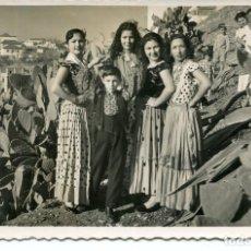 Postales: GRANADA-GITANAS DE LAS CUEVAS- ARRIBAS. Lote 177703852