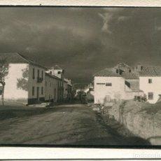 Postales: CABIA LA GRANDE-GRANADA--FOTOGRÁFICA AÑO 1953- RARA. Lote 177760467