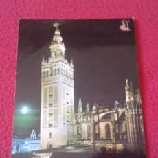 Postales: POSTAL POST CARD CARTE POSTALE SEVILLA LA GIRALDA ANDALUSIA VER FOTO/S Y DESCRIPCIÓN. CON SELLO. Lote 177763068