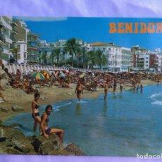 Postales: BENIDOR PLAYA. Lote 178198171