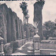 Postales: POSTAL SEVILLA 180 - REALES ALCAZARES - JARDINES - GARRABELLA. Lote 178268518