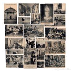 Postales: CÓRDOBA.- COLEGIO SANTA VICTORIA. DITRIGIDO POR MM. ESCOLAPIAS. 20 POSTALES.. Lote 178369230