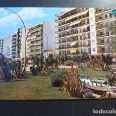 Postales: FUENGIROLA MALAGA PASEO MARITIMO. Lote 178380882
