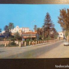 Postales: CUEVAS DEL ALMAZORA ALMERIA AVENIDA DE BARCELONA. Lote 178381162
